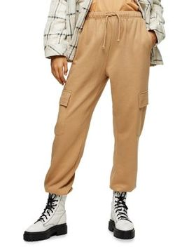 Utility Pocket Joggers by Topshop