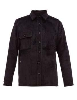 Woodhacker Corduroy Overshirt by Bless