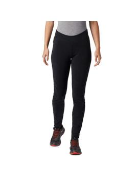Women's Glacial™ Fleece Printed Legging Pant by Columbia Sportswear