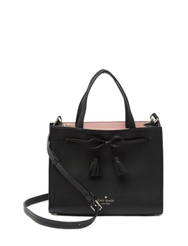Hayes Leather Satchel by Kate Spade New York