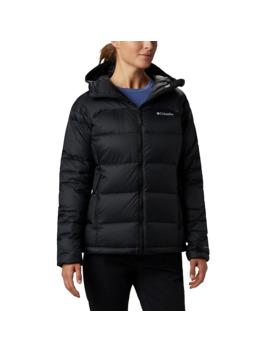 Women's Centennial Creek™ Down Hooded Jacket by Columbia Sportswear