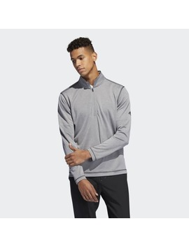 Uv Protection 1/4 Zip Sweatshirt by Adidas