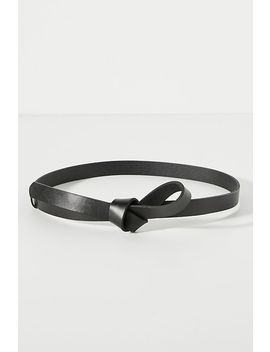 Austin Knotted Belt by Anthropologie