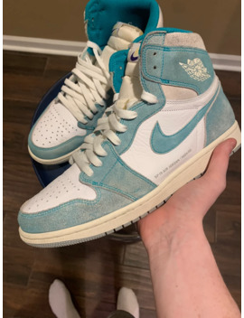 Air Jordan 1 Turbo Green Size 11 by Nike  ×
