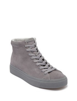 Rb1 Suede High Top Sneaker by Rag & Bone