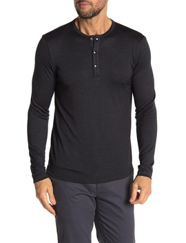 Activate Jersey Snap Henley by Theory