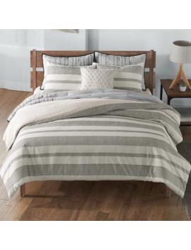 Sonoma Goods For Life™ Farmhouse Stripe Comforter Set by Sonoma Goods For Life