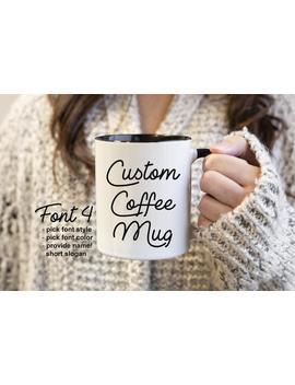 Custom Coffee Mugs For Women Personalized Gifts Birthday Gift Custom Name Mugs Customized Mug Birthday Mug Gift Personalized Gift For Her by Etsy