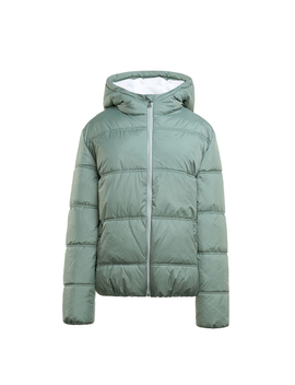 Mark Alan New York Women's Puffer With Fleece Lining Jacket by Mark Alan