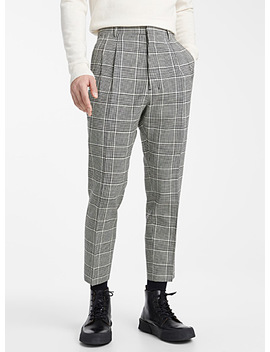 Prince Of Wales Pant by Ami Alexandre Mattiussi