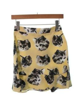 Paul & Joe Sister Skirts 942222 Yellowxmulticolor 36 by Unbranded