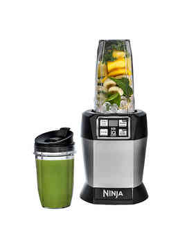 Nutri Ninja® 8 Piece One Touch Intelligence Extractor Blender Set With Auto I Q™ by Bed Bath And Beyond