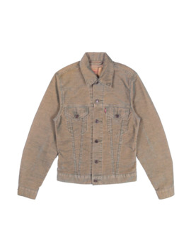 Velvet Vintage Levi's Denim Jacket Size S Bronze Brown by Vintage  ×  Levi's  ×  Streetwear  ×