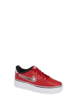 Air Force 1 Lv8 Sport Sneaker (Big Kid) by Nike