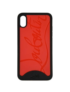 Sneaker Iphone Xs Max Case by Christian Louboutin