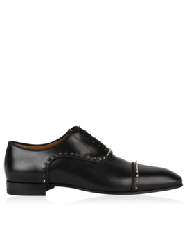 Eton Spike Dress Shoes by Christian Louboutin