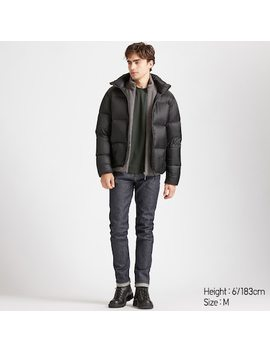 Herren Oversized Ultra Light Down Jacke (18) by Uniqlo