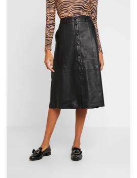 Skirt   A Lijn Rok by Dranella