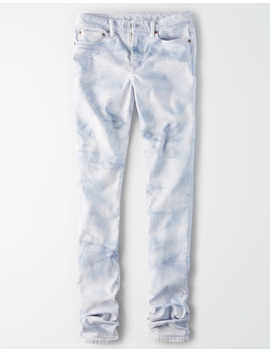 Ae X Young Money Flex Stacked Skinny Jean by American Eagle Outfitters