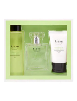 Superdrug Bloom Mandarin & Lime Basil Gift Set by Superdrug