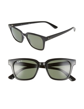 Wayfarer 51mm Polarized Sunglasses by Ray Ban
