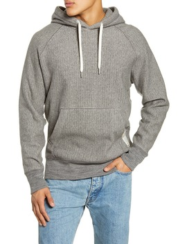 Herringbone Racer Hooded Sweatshirt by Rag & Bone