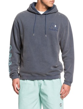 Sweet As Slab Pullover Hoodie by Quiksilver