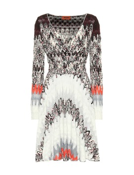 Knitted Wrap Effect Dress by Missoni