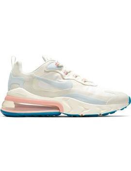 "Nike Air Max 270 React ""White/Coral/Aqua"" Men's Shoe Nike Air Max 270 React ""White/Coral/Aqua"" Men's Shoe by Hibbett"