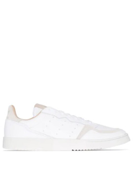Low Top Supercourt Sneakers by Adidas