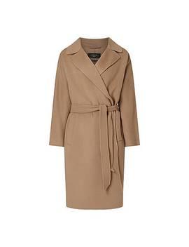 Ted Wool Wrap Coat by Weekend Max Mara