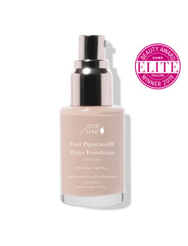 Fruit Pigmented® Full Coverage Water Foundation by 100% Pure
