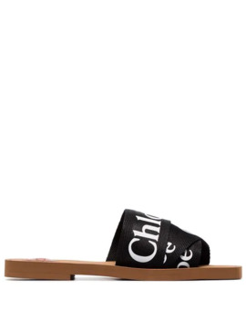 Woody Logo Slides by Chloé
