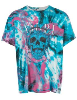 T Shirt Con Stampa Tie Dye by Amiri