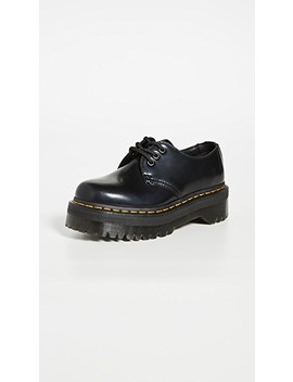1461 Quad Lace Up Shoes by Dr. Martens