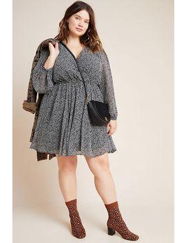 Carolyn Mini Dress by Anthropologie
