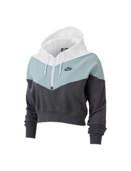 Nike Sportswear Women's Heritage 1/2 Zip Hoodie by Sport Chek