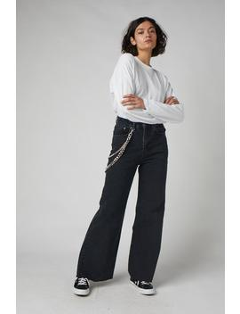 Chain Jean Charcoal by The Ragged Priest