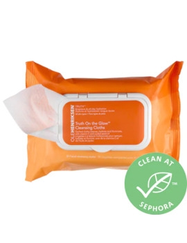 Truth™ On The Glow Cleansing Cloths by Olehenriksen