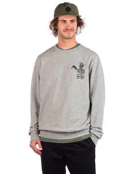 Spilt Crew Sweater by Element