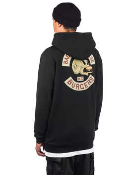 Bacon Cheese Burgers Hoodie by The Dudes
