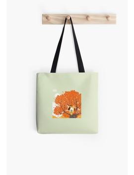 Bt21   Autumn Chimmy  Tote Bag by Peach Gukv