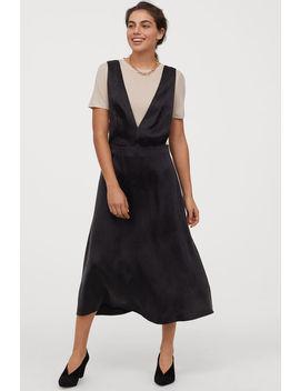 Šaty Ze Směsi Lyocellu by H&M