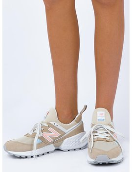 New Balance 574 Nude by New Balance