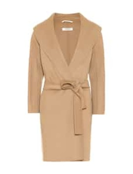 Messi Wool Coat by S Max Mara