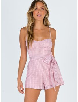 Ashanti Playsuit by Princess Polly