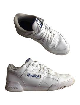 Leather Trainers by Reebok