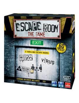 Goliath Games Escape Room Game932/7241 by Argos
