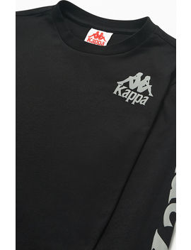 Kappa 3 M Authentic Defer Long Sleeve T Shirt by Pacsun