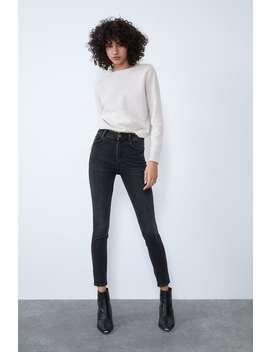 Hi Rise Sculpt Jeans by Zara
